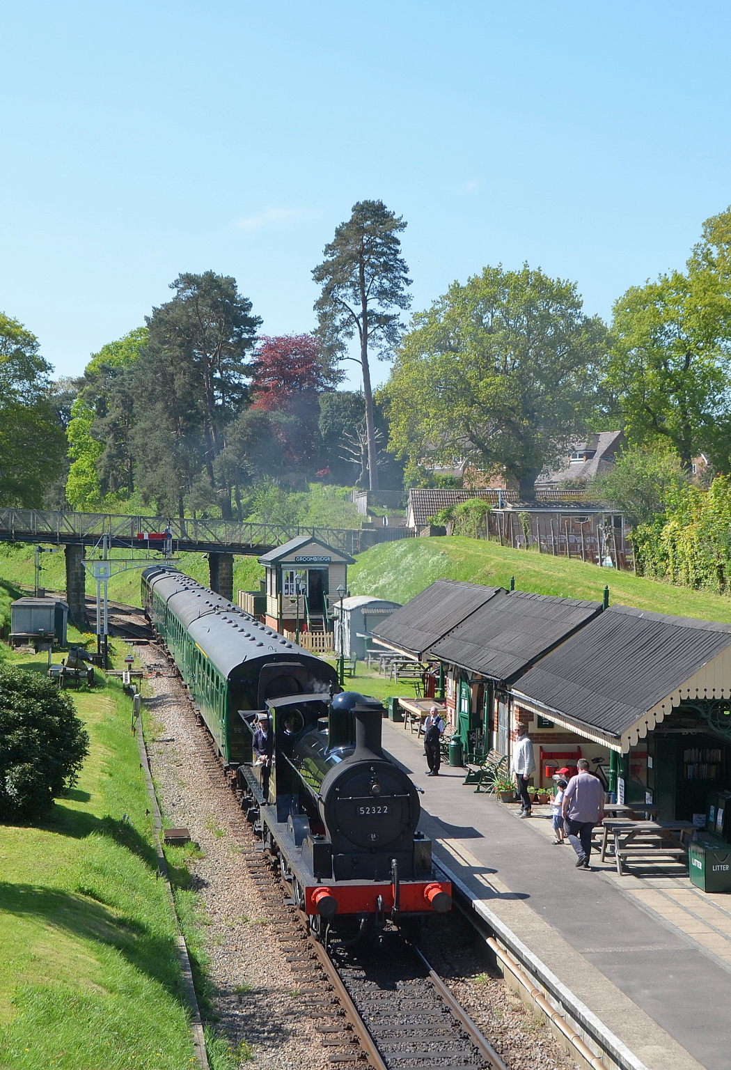 Spa Valley Railway image
