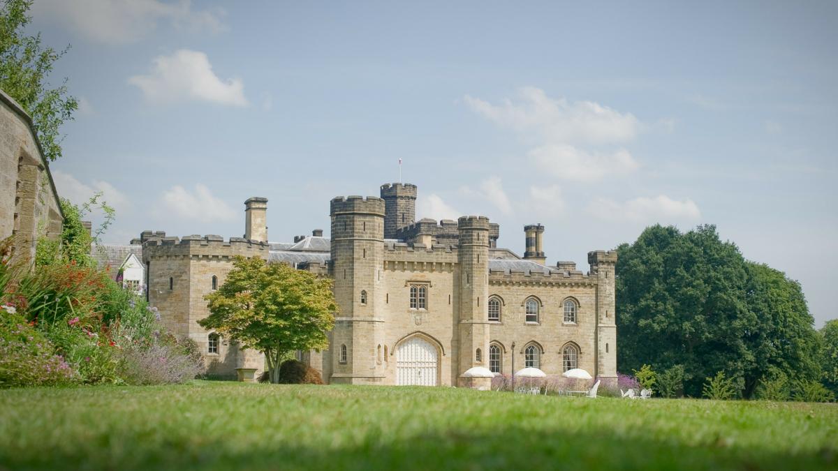 Chiddingstone Castle image