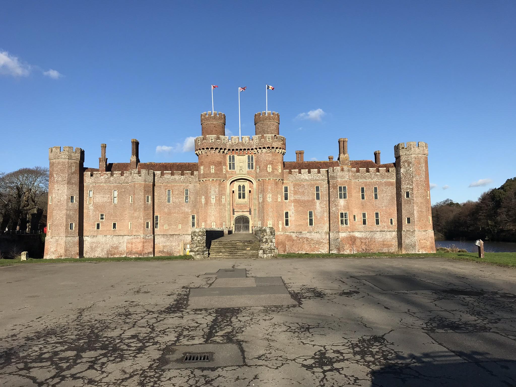 Image of Herstmonceux Castle