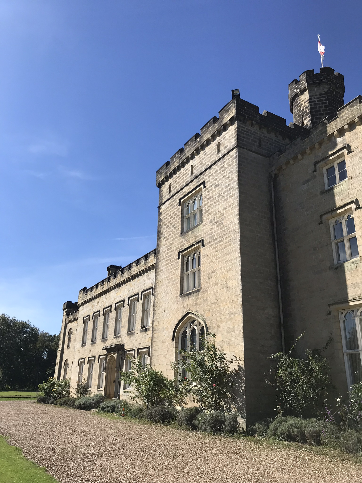 Image of Chiddingstone castle