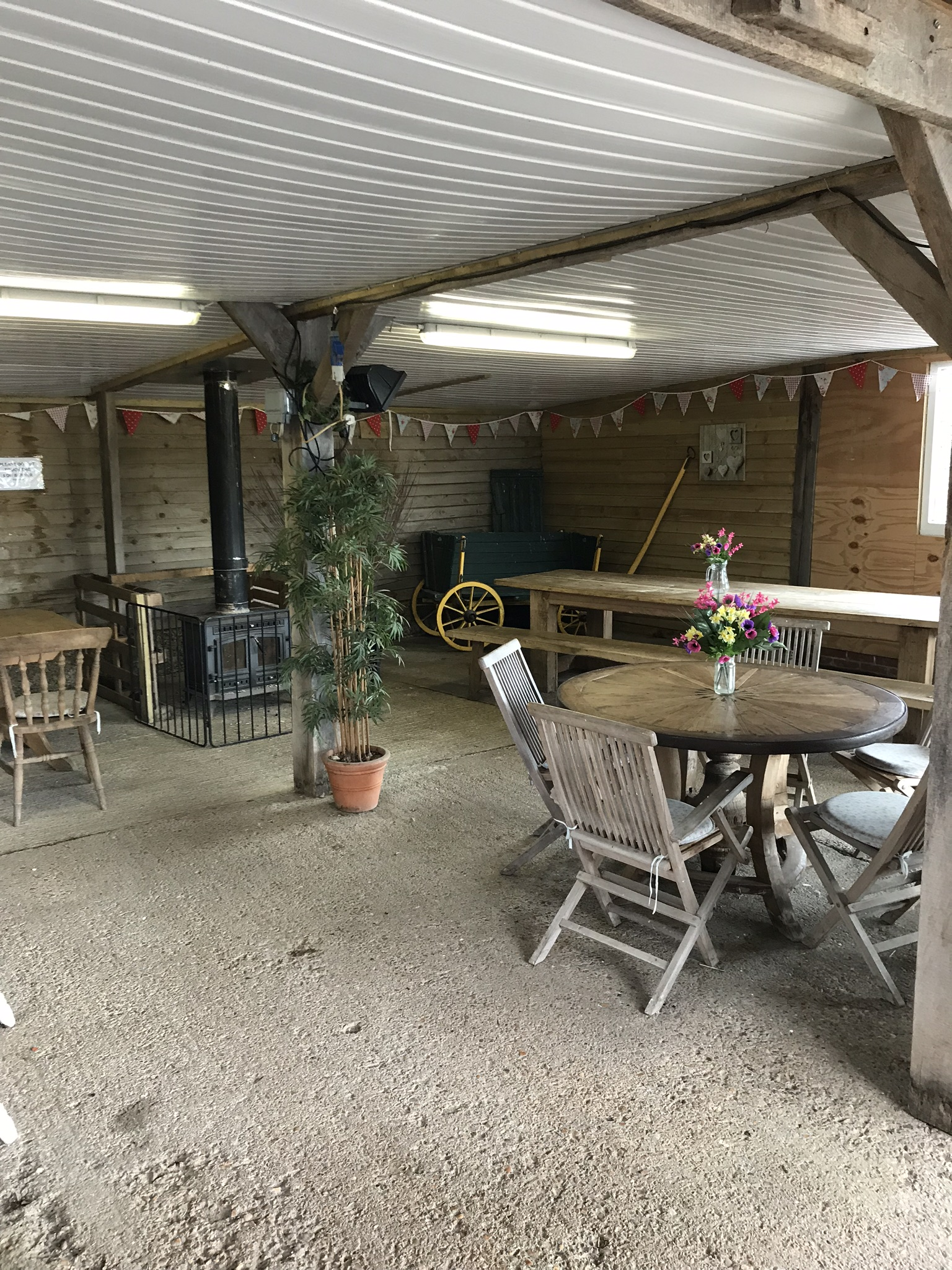 Image of Chilley Farm shop cafe